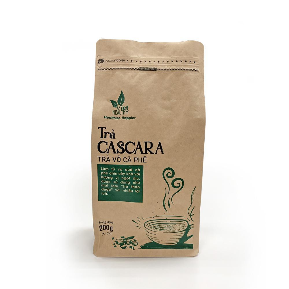 Trà Cascara Viet Healthy 200g
