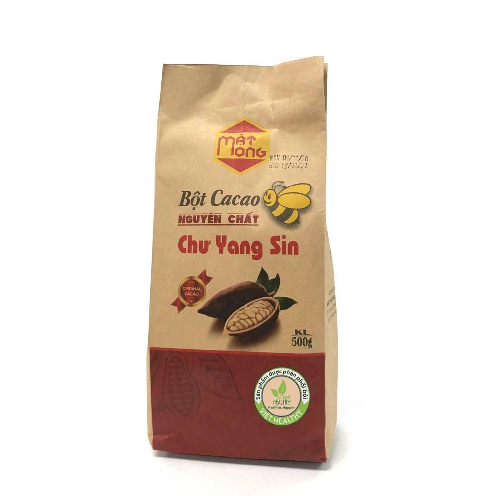 Bột Cacao nguyên chất 500g