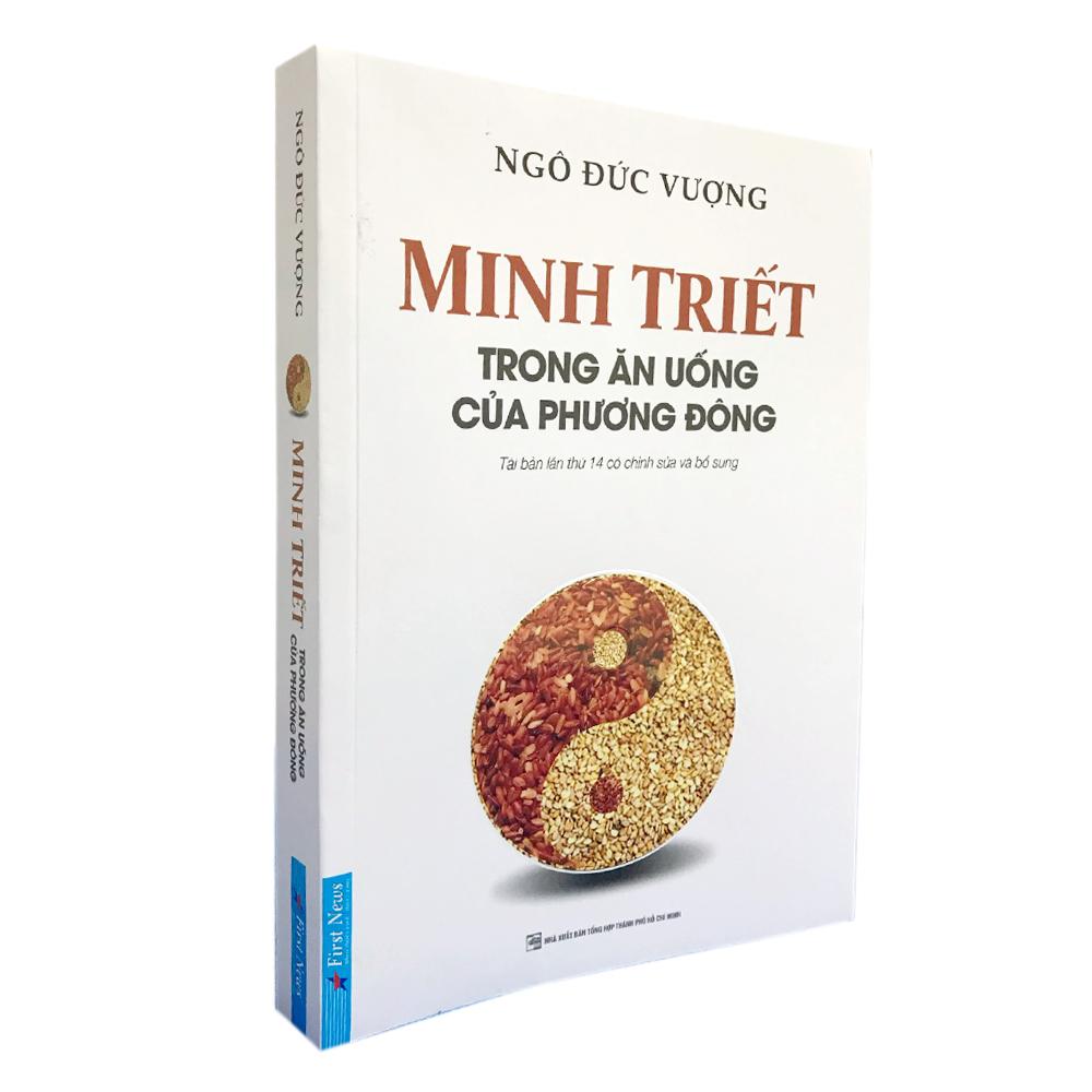 Sách Minh Triết - Trong Ăn Uống Của Phương Đông