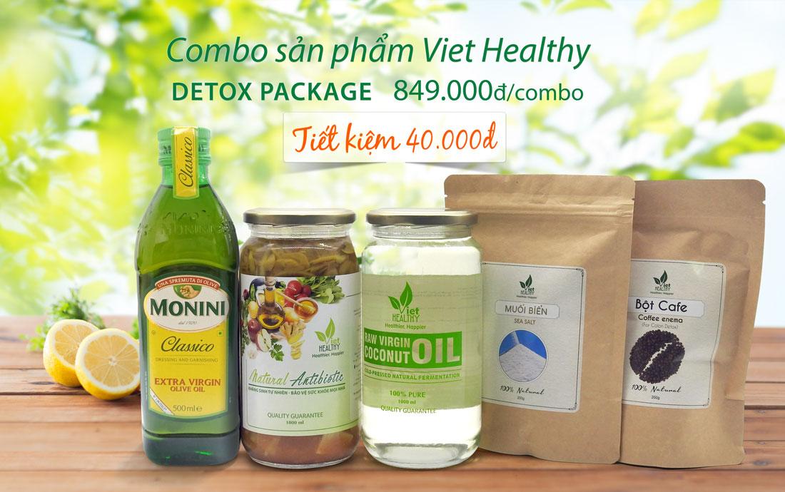 Detox Package