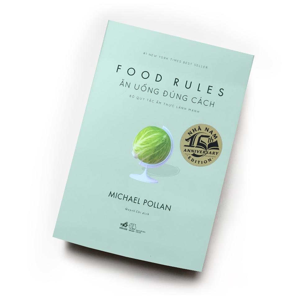 Sách Food Rules - Ăn uống đúng cách