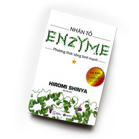 Sách Nhân tố Enzyme 1 - Phương thức sống lành mạnh