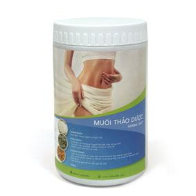 Muối thảo dược giảm mỡ bụng 1kg
