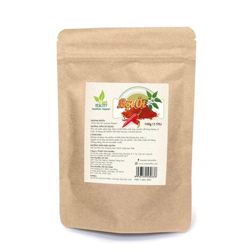 Bột ớt Cayenne Pepper 100g