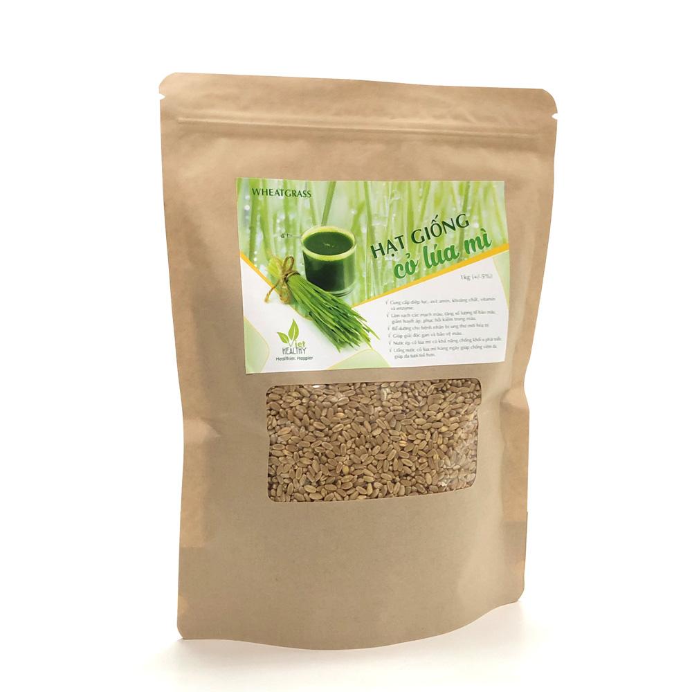 Hạt giống cỏ lúa mì 1 kg