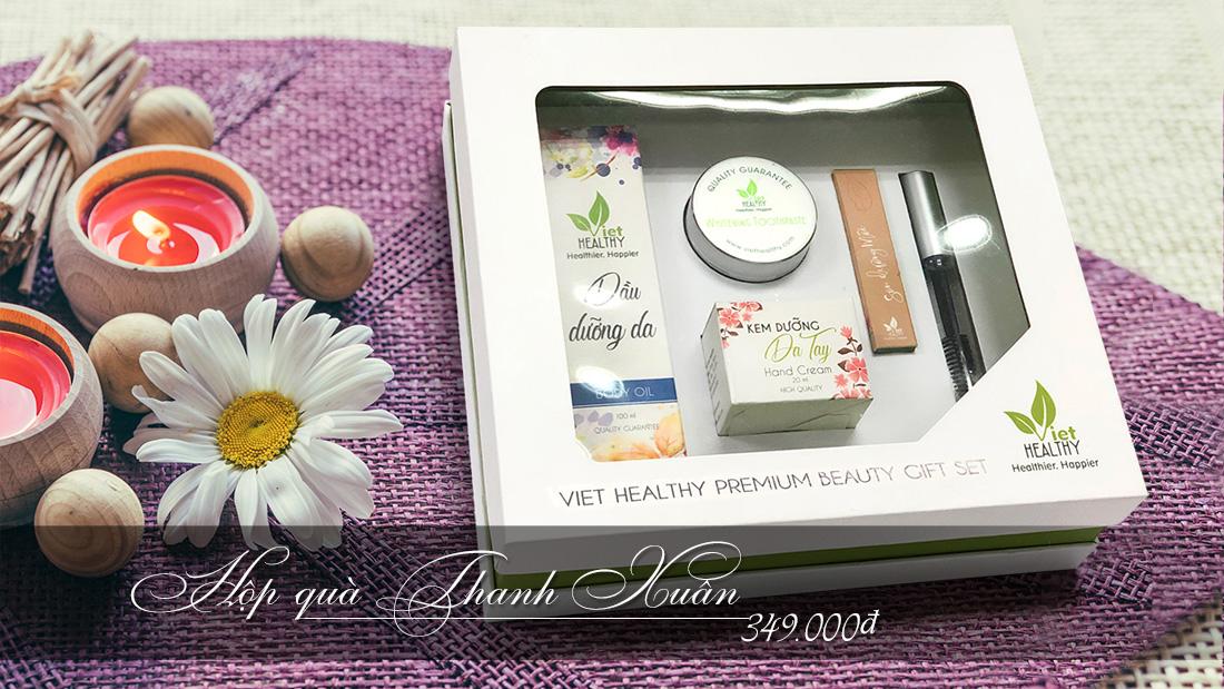 Thanh Xuân Beauty Gift Set