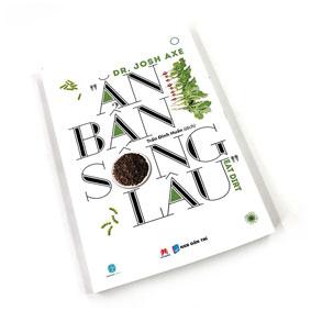 Sách Ăn bẩn sống lâu