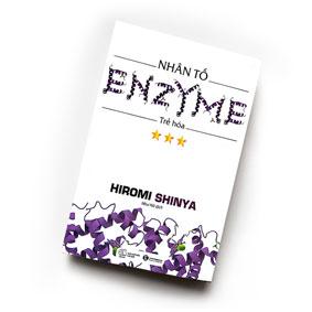 Sách Nhân tố Enzyme 3 - Trẻ hóa