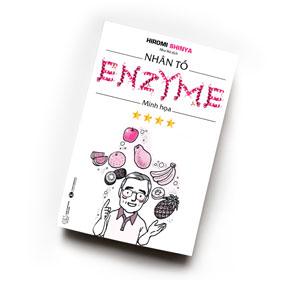 Sách Nhân tố Enzyme 4 - Minh họa