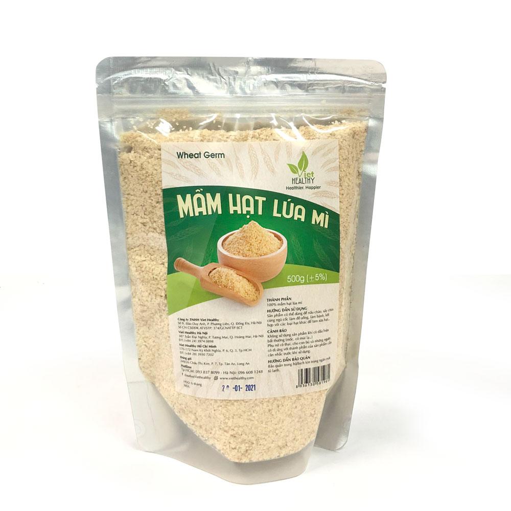 Mầm hạt lúa mì (Wheat Germ) 500g